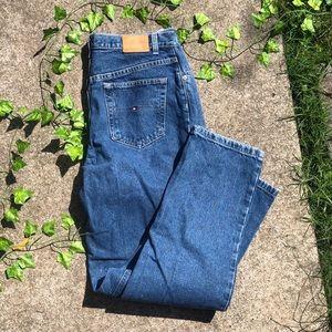 Vintage Tommy Hilfiger mom jeans, size 14